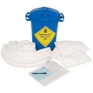 Kit absorbant hydrocarbures  JSP