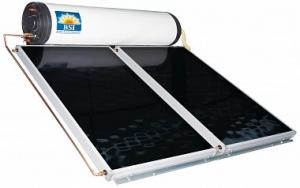 Chauffe eau solaire 300L+EC+PE