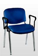 Meuble de bureau: Chaise ISO FIXE