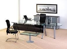 Meuble de bureau: Bureau Aqua
