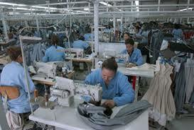 Climatisation industrie textile