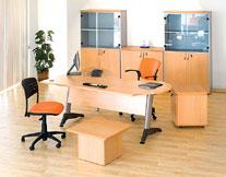 Mobilier bureaux: Bureau alpha