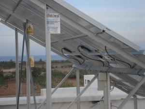 Electrification en site isol�