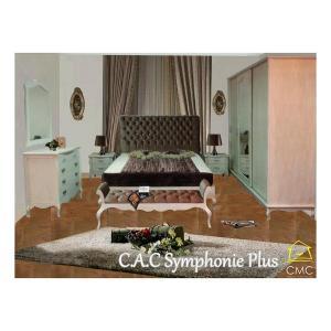 Chambres à coucher :SYMPHONIE PLUS