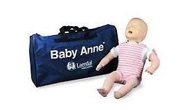 Baby Anne avec sac souple