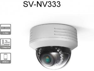 Caméra vidéo de surveillance NUMERIQUE-  CAMERA DÔME ANTIVANDAL IP