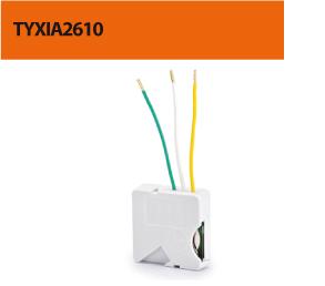 Micromodule émetteur encastré sans fil pour interrupteur inverseur - 2 voies eclairage - DELTA DORE domotique