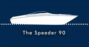 Le Bleu 90 - The Speeder 90