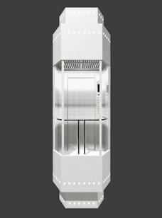 Ascenseur Panoramique G011