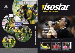 Impression Catalogue :ISOSTAR