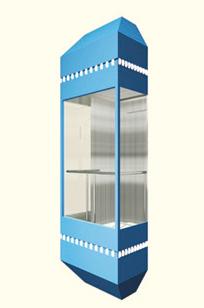 Ascenseur Panoramique G012