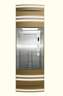 Ascenseur Panoramique G013