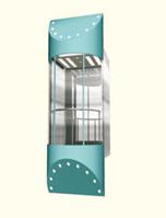 Ascenseur Panoramique G016