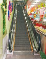 Escalier mécanique CS