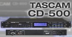 Lecteur - Enregistreur Lecteur CD TASCAM