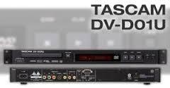 Lecteur - Enregistreur Lecteur de DVD TASCAM