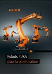 Robot de palettisation