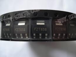 Transistor NPN boitier SOT