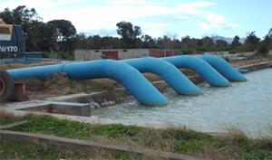 Transport et stockage d'eau