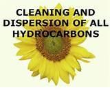Nettoyage et dispersion de tous les hydrocarbures