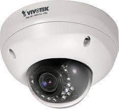 Caméra Dome Fixe IP