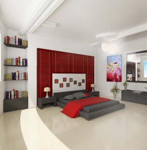 Décoration chambre à coucher moderne Tunisie