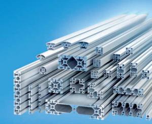Profilé aluminium modulaire