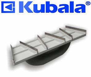 Rabot plastique KUBALA