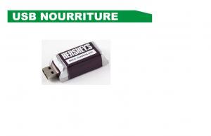 USB NOURRITURE