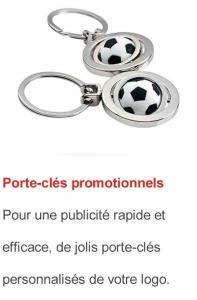 Porte-clés promotionnels