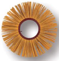 Brosses spéciales circulaires