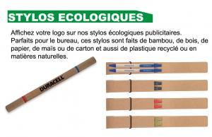 Stylo Écologique