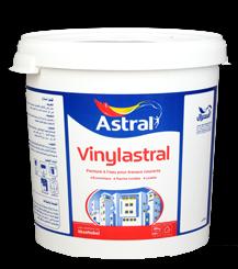 Peinture Vinylastral