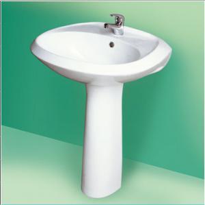 Lavabo monotrou Saphir IDEAL SANITAIRE