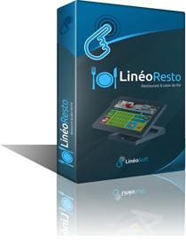 Logiciel de caisse pour la restauration : Linéo Resto