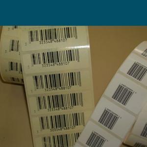 Étiquette code à barres