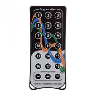 Quick DMX IR Remote