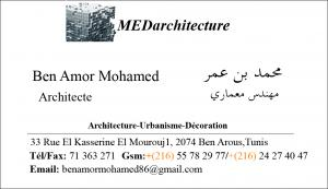 Architecte ben arous tunisie
