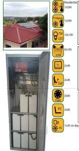 Système de production énergie solaire