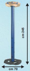 Ventilateur brumisateur EUROJET à suspendre