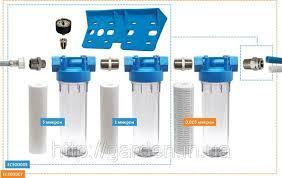 Kit filtres antibactériens et accessoires
