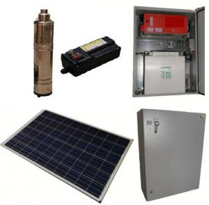 Pompe solaire de puits