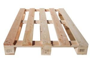Palette en bois Traitée NIMP15