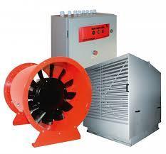 Système de ventilation mécanique dincendie