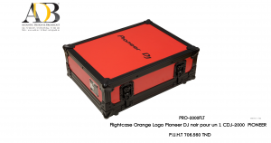 PRO-2000FLT  Flight case pour CDJ-2000 PIONEER