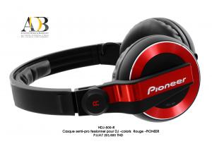 Casque semi Professionnel pour DJ PIONEER