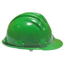 Protection de la tête : Casque de chantier