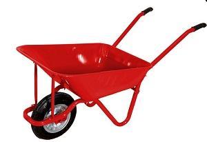 Brouette à roue solide 80L marque BRIKO