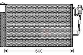 Condenseur  Mini  Cooper  AN 2009