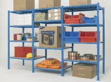 Rayonnage Industriel semi-lourd